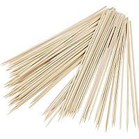 Деревянные (бамбуковые) шпажки для крепления 25 см. 5 шт., фото 1