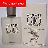 Tester Giorgio Armani Acqua di Gio Men.Eau de Toilette 100 ml f8a7a3aa61f01