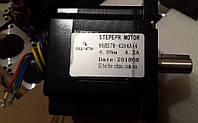 Шаговый двигатель ЧПУ 86HS78 (34HS8801), 4А, 4.5N.m, фото 1