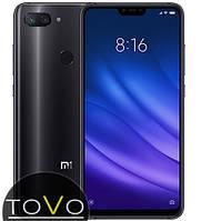 Xiaomi Mi 8 Lite 6\128GB Black Global  Мобильный телефон смартфон