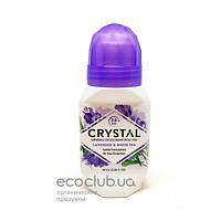 Дезодорант лаванда с белым чаем Crystal 66мл