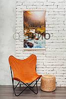 Настенный инфракрасный обогреватель картина (Горная Река) ТРИО