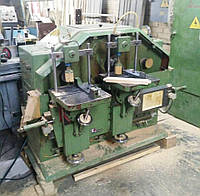 Шипорезный станок Sicar SCD (Pade SCD) бу под овальный шип для стульевого производства, фото 1