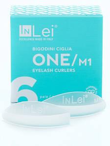 Силиконовые бигуди ONLY1 In Lei 1 пара для ламинирования ресниц Размер - M1