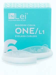 Силиконовые бигуди ONLY1 In Lei 1 пара для ламинирования ресниц Размер - L1