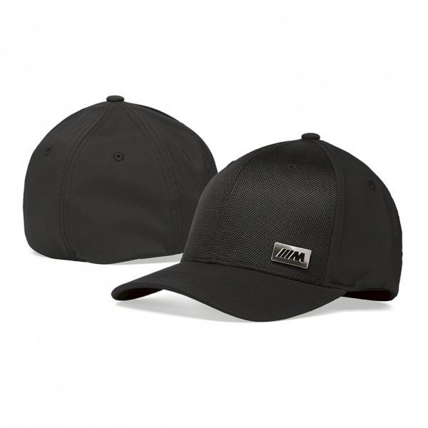 Оригинальная бейсболка BMW M Cap Black (80162454740)