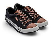 Кеды Walkmaxx Comfort 2.0   42 Длина стопы 27,5 см  Черный