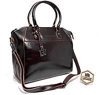 967ff5c04f23 Charles&Keith реплика люкс качества женская шикарная сумка большого размера  Темно-коричневого (шоколад) цвета