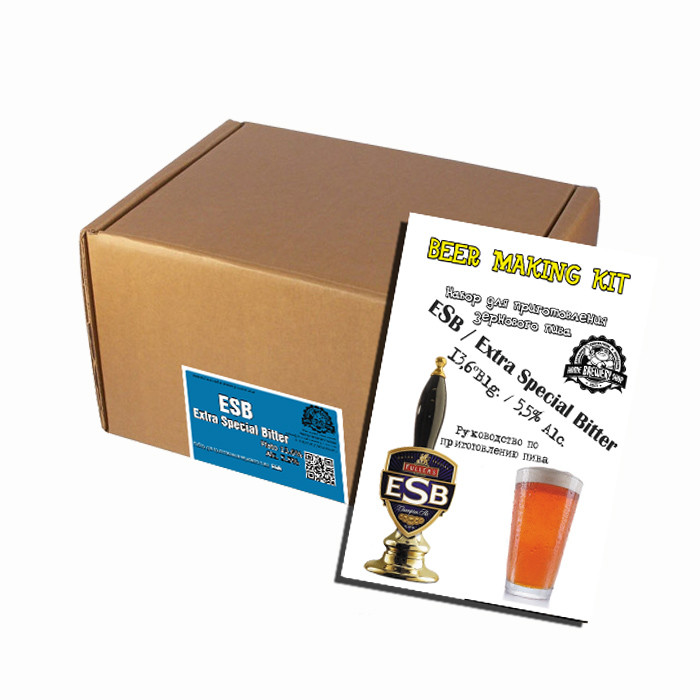 Набор для приготовления пива Extra Special Bitter (ESB) на 20л