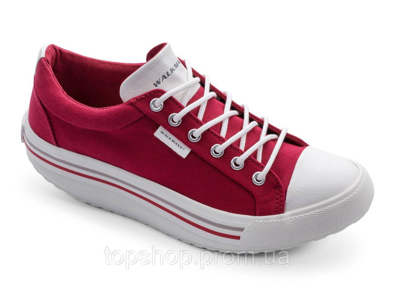 297f315ce Кеды Walkmaxx Comfort 3.0 46 Длина стопы 29,5 см Красный - TopShop - Товары