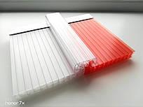 Архитектурная система из сотового поликарбоната SUNPAL