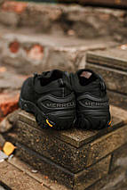 Мужские кроссовки Merrell Черные 741-3 , фото 3