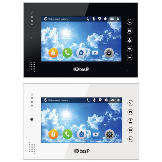 """IP домофон BAS-IP AN-07 v3, экран 7"""", фото 1"""