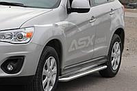 "Пороги ""Premium"" Mitsubishi ASX"