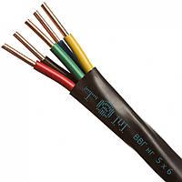 Силовой кабель ВВГ 5х2.5