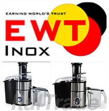 Соковижималки EWT INOX (Китай)