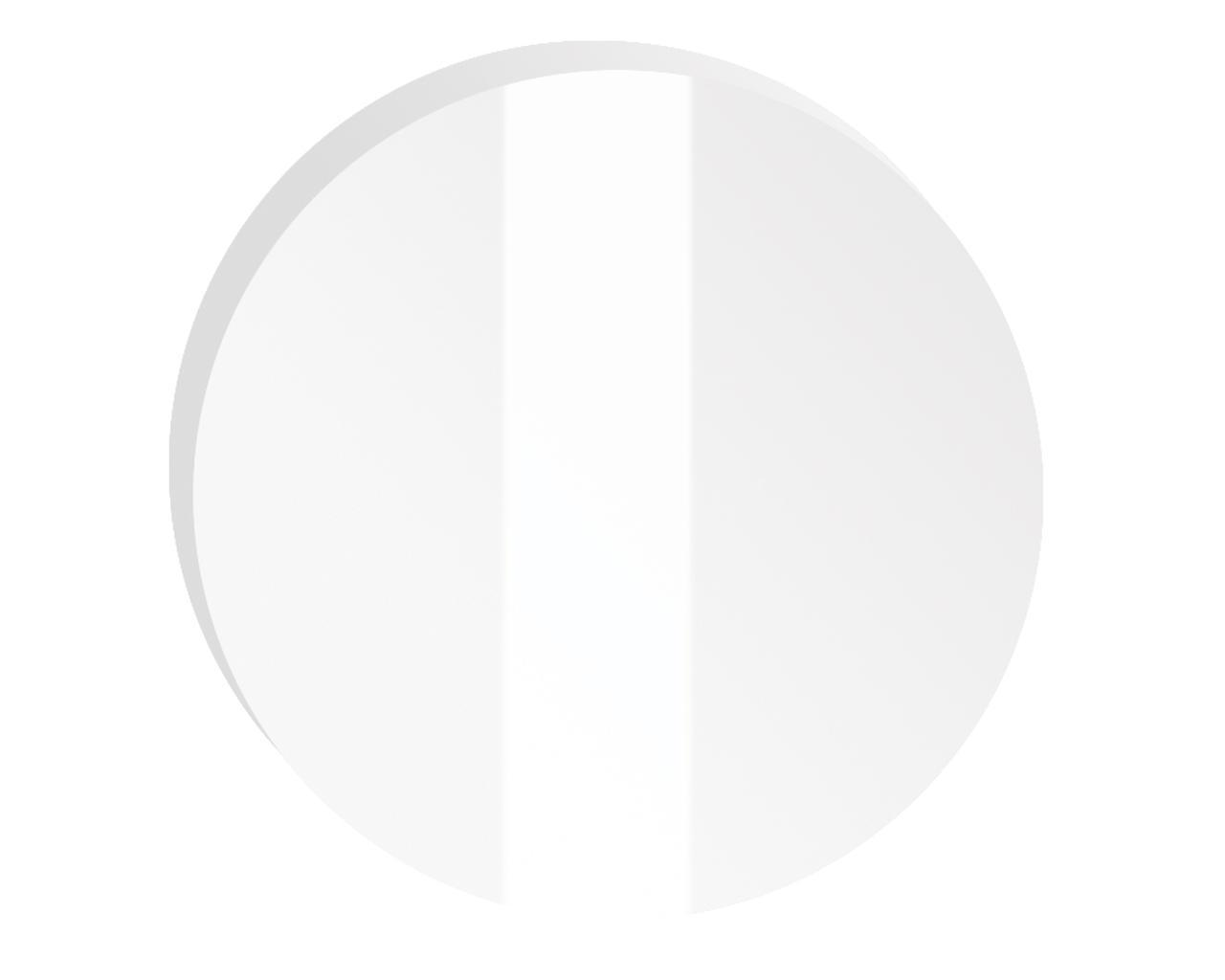 Стекло прозрачное круглое диаметр 49,5 мм