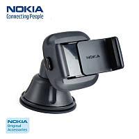 Оригинальный автомобильный держатель для телефонов и смартфонов Nokia CR-115, Original, (обхват до 6,3см)
