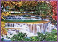 """Фотообои  """"Осенний  водопад""""  Prestige  №17  Украина  272*196"""