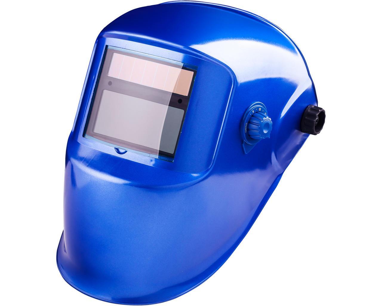 Сварочная маска VITA Apache синяя