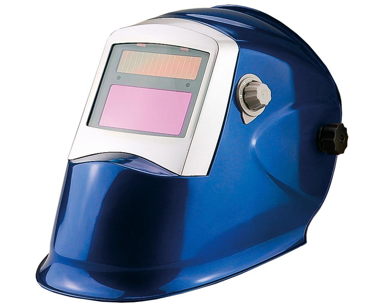 Сварочная маска VITA Apache Rapid Crystals синяя