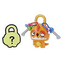 "Замочек с секретом Lock Stars ""Orange Dinosaur"" (E3170)"