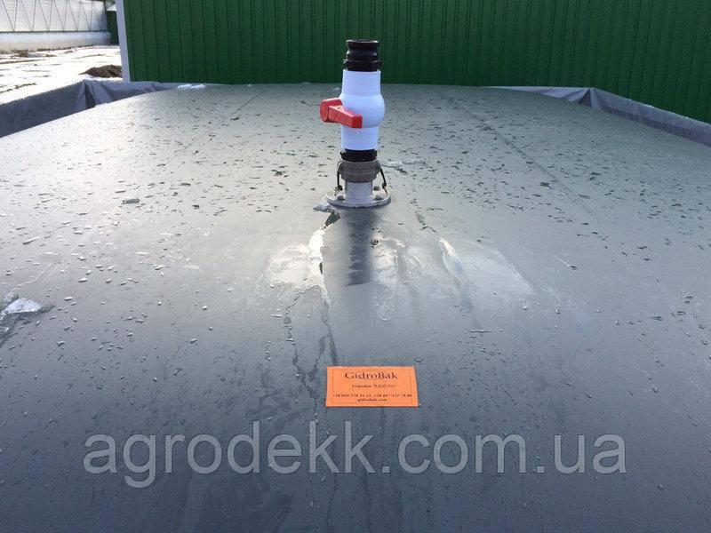 Резервуар для КАС, жидких удобрений Гидробак 50 м.куб.