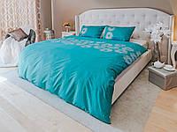 Набор постельного белья Dormeo Egyptian Grand  Полуторный  140х200 см  Светло-бирюзовый