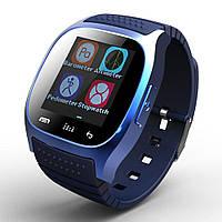 Смарт часы M26, сенсорный экран (BLUE)