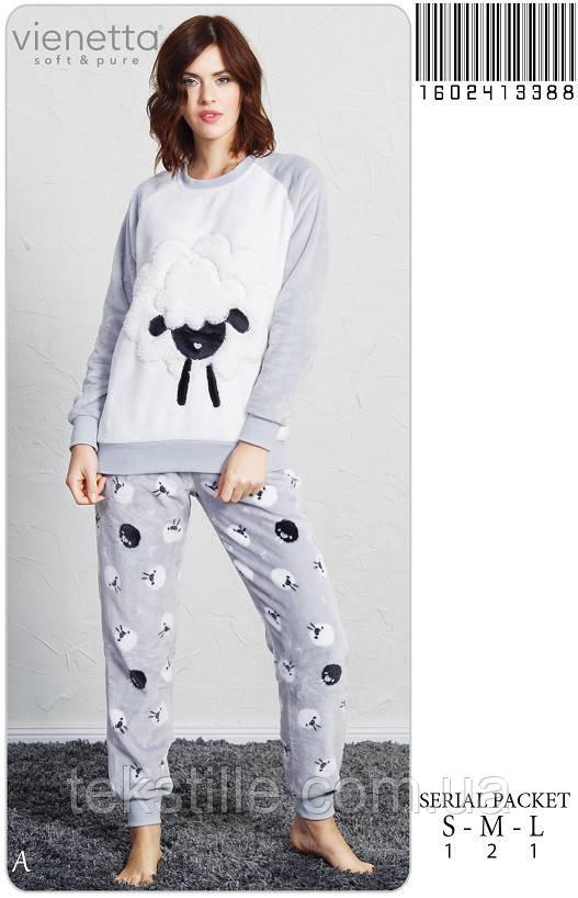 Пижама женская брюки  Vinetta