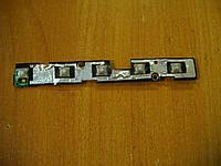 Плата с кнопками MSI CR610X CR610-211XUA MS-1684 бу
