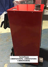 Твердотопливный котел для дома Carbon КСТО 10 кВт (Карбон), фото 2