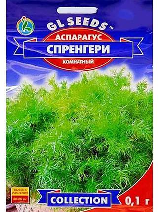 Аспарагус Спренгери - 0.1г - Семена цветов, фото 2