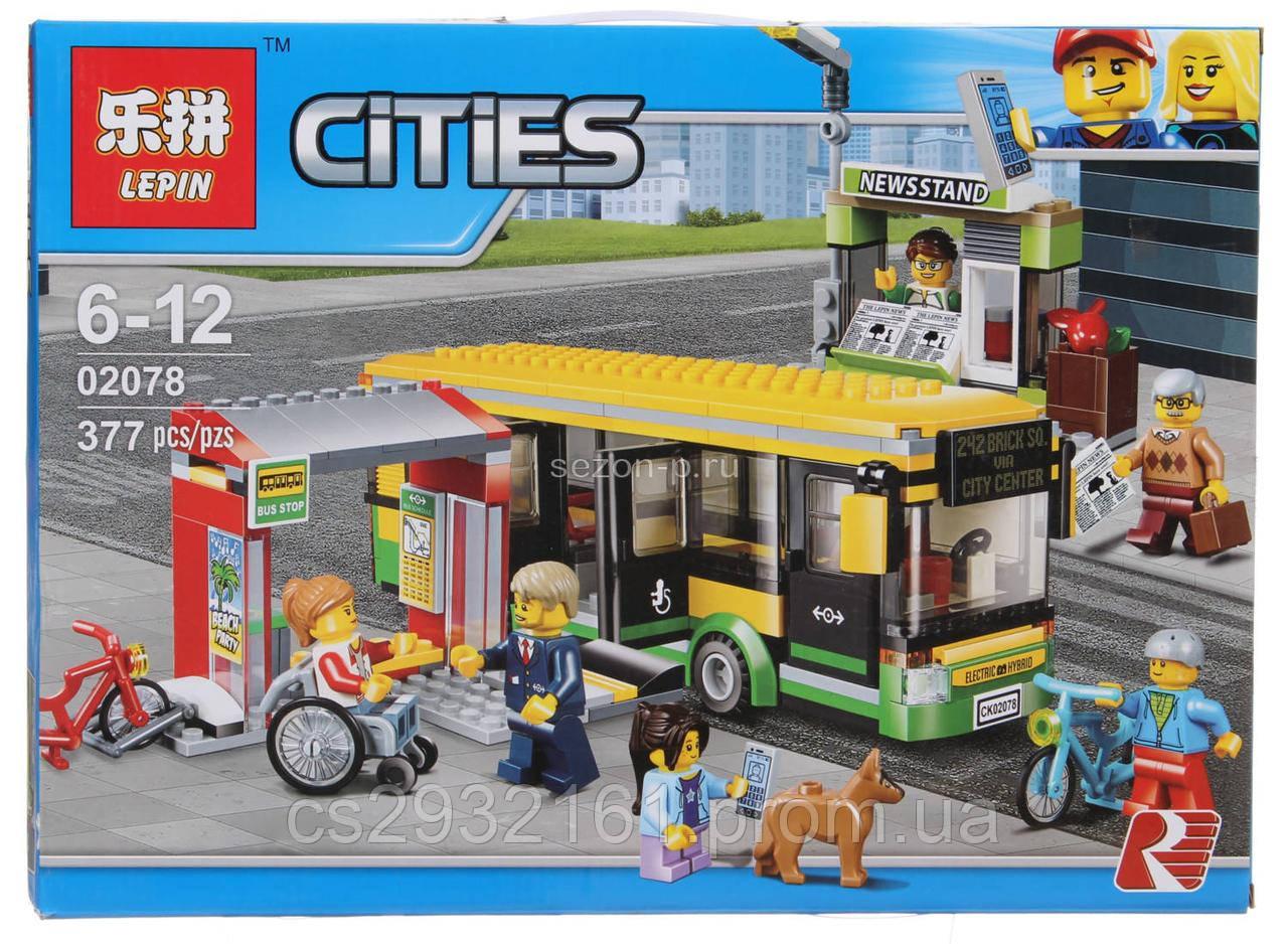 """Конструктор """"CITY"""" конструктор аналог лего, конструктор как lego 2078"""