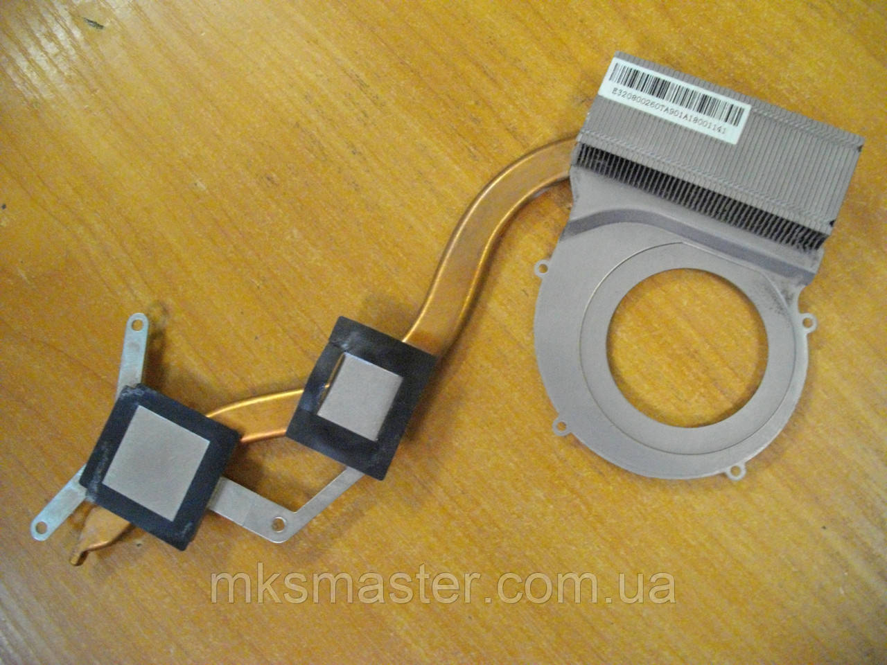 Радиатор Система Охлаждение MSI CR610X CR610-211XUA MS-1684 бу