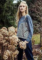 Пижама теплая женская KEY LHS-895 B8, Польша