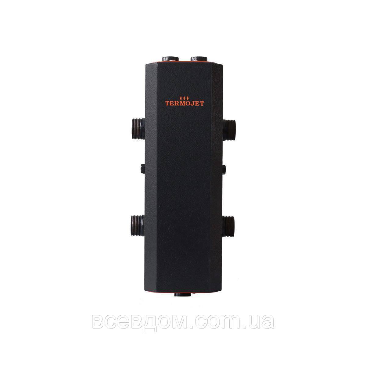 Гидрострелка Termojet ГС-26 в ізоляції