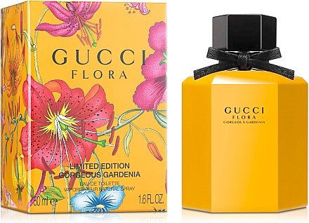 e8e0015e945 Gucci Flora Gorgeous Gardenia Limited Edition 2018 edt 100ml (лиц ...