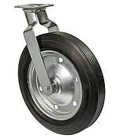 Колеса поворотные Серия 38 Norma High с крепежной панелью Kastor Диаметр: 220мм.