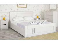 Кровать Зоряна двуспальная с ортопедическими ламелями