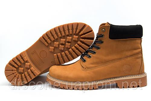 Зимние ботинки на меху Timberland Radford , рыжий (30335), р.  [  41 42 43 44  ]