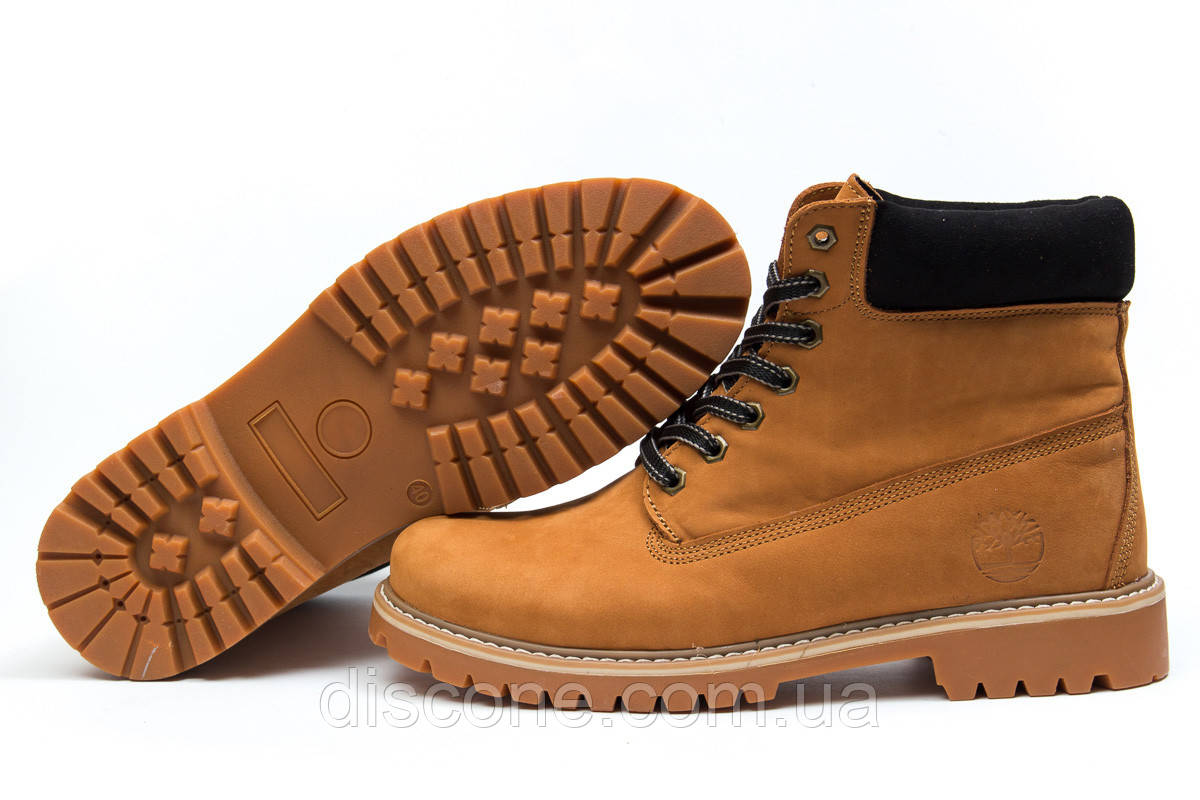 Зимние ботинки на меху Timberland Radford , рыжий (30335), р.   43 44   98f20ad74f0