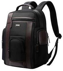 Дорожный рюкзак антивор Bopai с USB портом и отделением для ноутбука (751-006751)