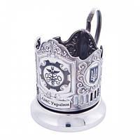 Чайный набор с гербом  «ГТС» Украины