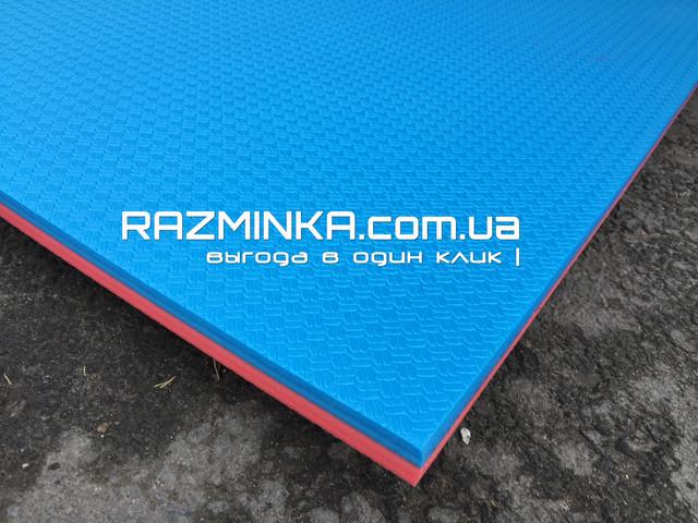 Фитнес коврик каремат 20мм