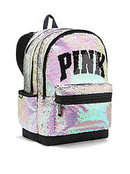 Рюкзак с Пайетками Victoria's Secret PINK Bling Campus Backpack