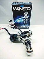 Лампа ксенонова Winso H4, 5000K, 85V, 35W, P43t-38 KET, 2 шт.