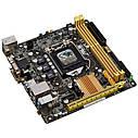 "Материнская плата Asus H81I-Plus s1150 Intel H81 DDR3 ""Over-Stock"" Б/У, фото 2"