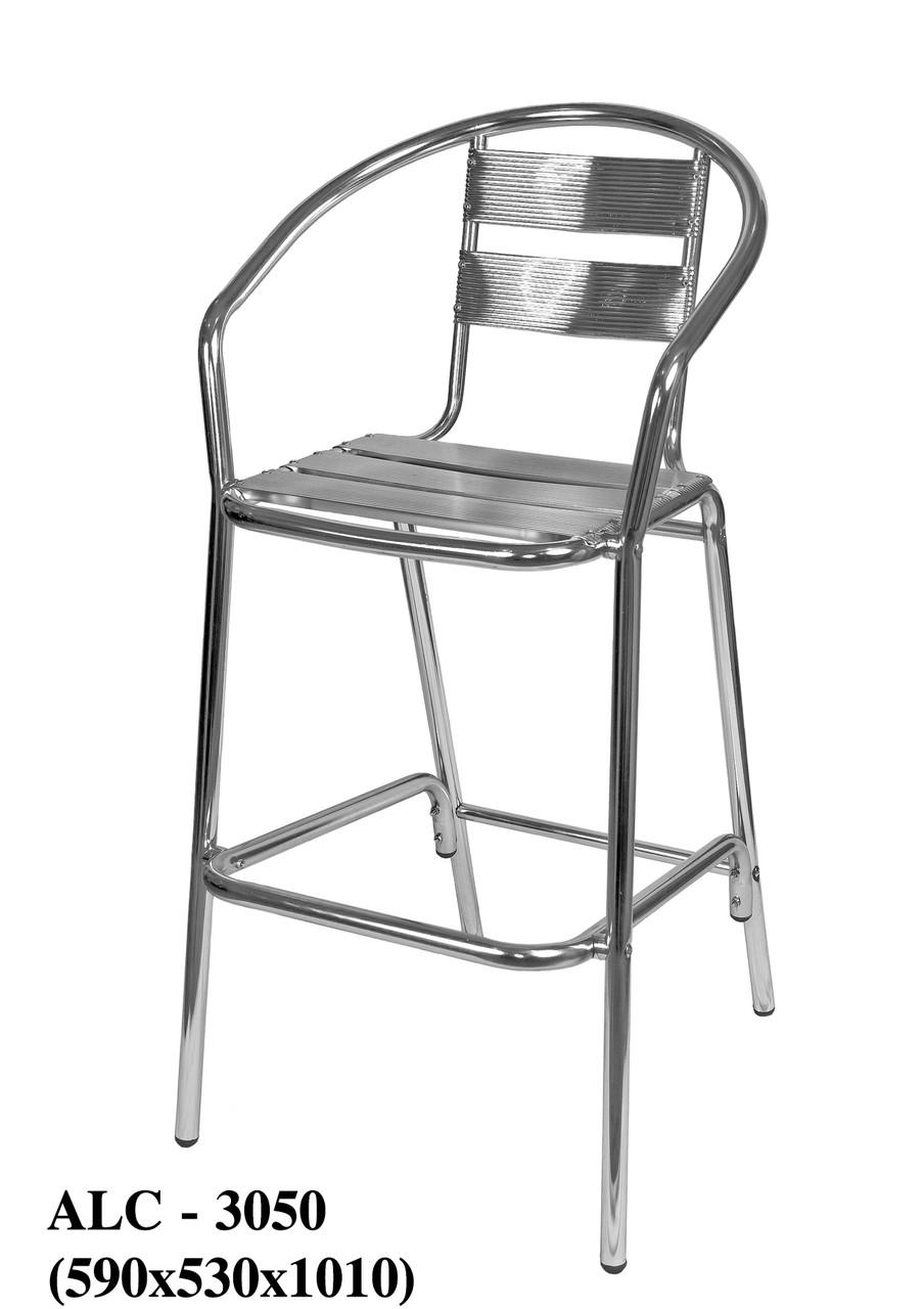 Барний стілець з підлокітниками ALC 3050