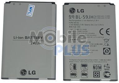 Акумулятор для LG (Model: BL-59JH) P715, P710, P713